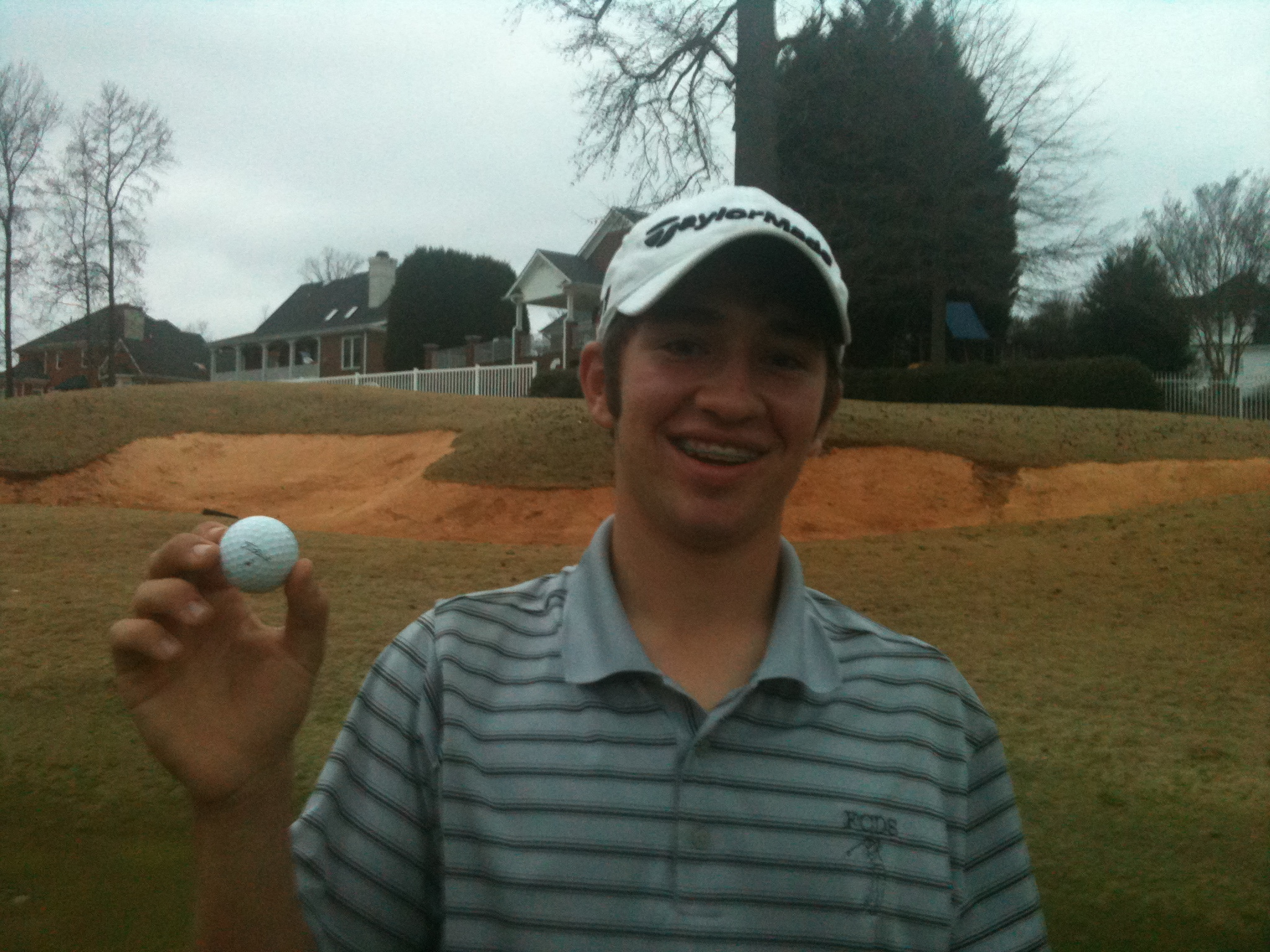 Ben Hole in One